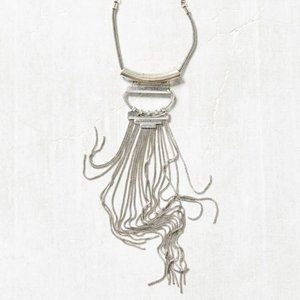Urban Outfitters Backstage Pass Statement Necklace